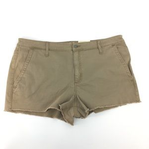 New Universal Thread 18 High Rise Shortie Shorts